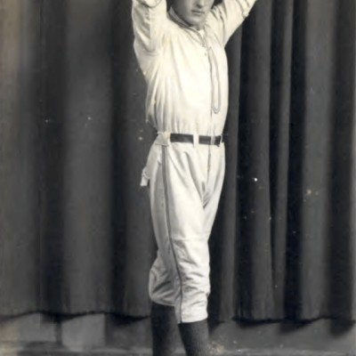 Baseball was a popular pastime for many in the mining community. There was even a Shuler Coal Company baseball team. A member of that team, Eatilo Augaran, went on to play semi-pro baseball.